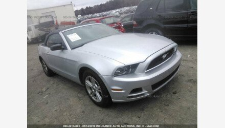 2013 Ford Mustang Convertible for sale 101173906