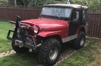 1968 Jeep CJ-5 for sale 101173943