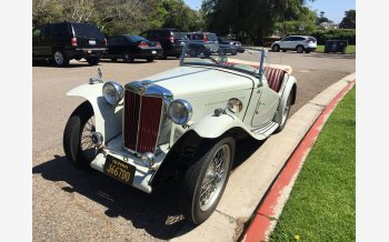 1949 MG TC for sale 101174008