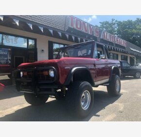 1969 Ford Bronco for sale 101174080