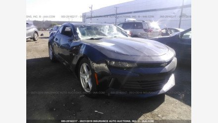 2016 Chevrolet Camaro LT Coupe for sale 101174106
