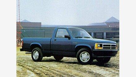 1993 Dodge Dakota 4x4 Regular Cab for sale 101174119