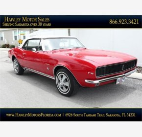 1967 Chevrolet Camaro RS for sale 101174209