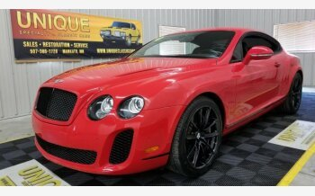 2010 Bentley Continental Supersports Coupe for sale 101174212