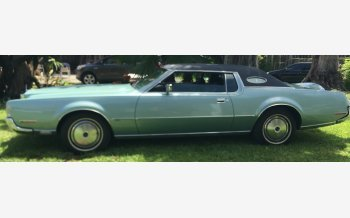 1972 Lincoln Continental Givenchy for sale 101174225