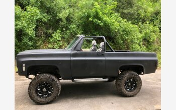 1973 Chevrolet Blazer 4WD 2-Door for sale 101174267