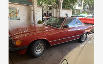 1982 Mercedes-Benz 380SL for sale 101174293
