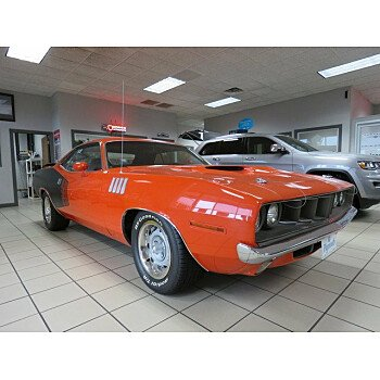 1971 Plymouth CUDA for sale 101174463