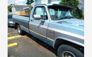 1987 Chevrolet C/K Truck 2WD Regular Cab 1500 for sale 101174549