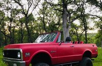 1972 Chevrolet Blazer 4WD 2-Door for sale 101174556