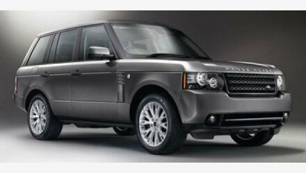 2012 Land Rover Range Rover HSE LUX for sale 101174651
