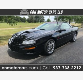 2002 Chevrolet Camaro Z28 Coupe for sale 101174656