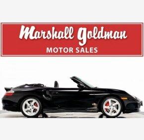 2004 Porsche 911 Turbo Cabriolet for sale 101174664