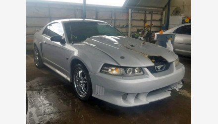 2002 Ford Mustang GT Coupe for sale 101174684