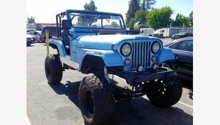 1973 Jeep CJ-5 for sale 101174691