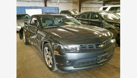 2015 Chevrolet Camaro LT Coupe for sale 101174721