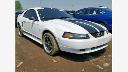 2002 Ford Mustang Coupe for sale 101174764