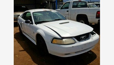 2000 Ford Mustang Coupe for sale 101174766