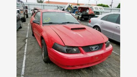 2002 Ford Mustang GT Coupe for sale 101174770