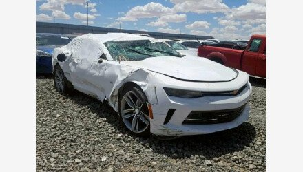 2017 Chevrolet Camaro LT Coupe for sale 101174772