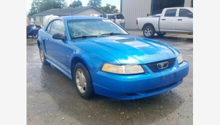 2000 Ford Mustang Coupe for sale 101174807