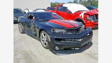 2010 Chevrolet Camaro SS Coupe for sale 101174823