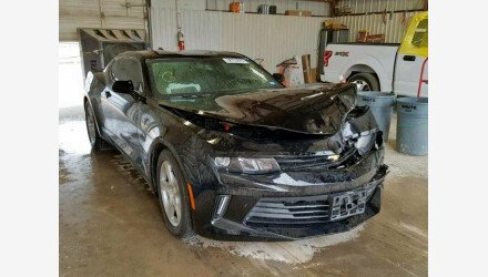 2017 Chevrolet Camaro LT Coupe for sale 101174825