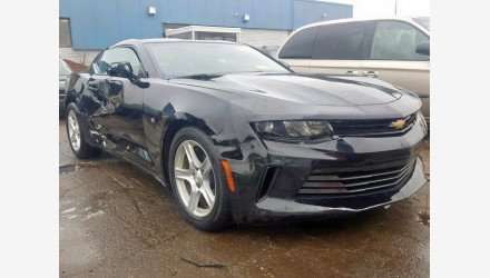 2017 Chevrolet Camaro LT Coupe for sale 101174831