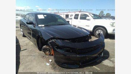 2018 Dodge Charger SXT Plus for sale 101174892