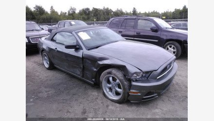 2014 Ford Mustang Convertible for sale 101174907