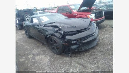 2014 Chevrolet Camaro LT Coupe for sale 101174917