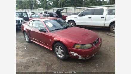 2003 Ford Mustang Coupe for sale 101174932