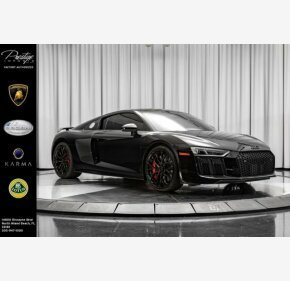 2017 Audi R8 V10 plus Coupe for sale 101174996