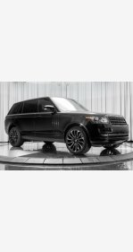 2017 Land Rover Range Rover for sale 101175000