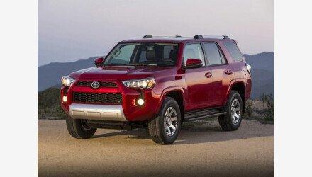 2018 Toyota 4Runner for sale 101175006