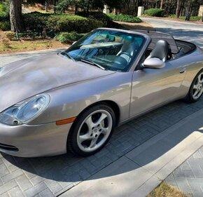 2001 Porsche 911 Cabriolet for sale 101175035