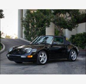 1997 Porsche 911 Cabriolet for sale 101175049