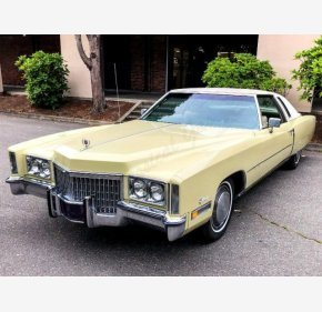 1972 Cadillac Eldorado for sale 101175090