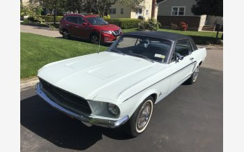 1968 Ford Mustang Coupe for sale 101175100