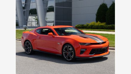 2018 Chevrolet Camaro SS Coupe for sale 101175130