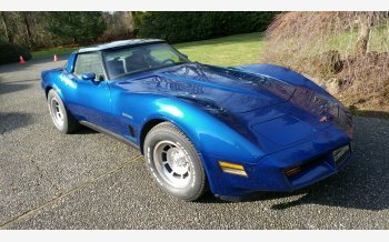 1982 Chevrolet Corvette Coupe for sale 101175209