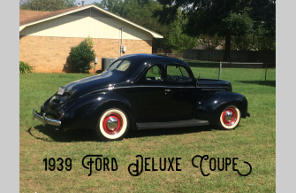 1939 Ford Deluxe for sale 101175220