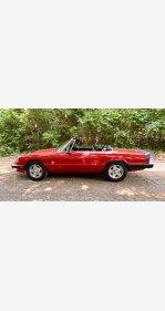 1988 Alfa Romeo Spider Graduate for sale 101175225
