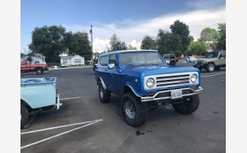 1973 International Harvester Scout for sale 101175234