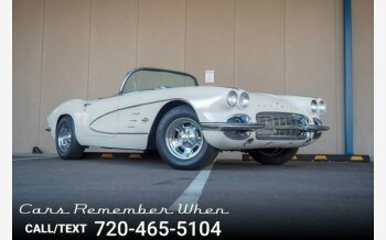1961 Chevrolet Corvette for sale 101175245