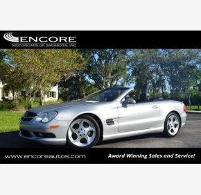 2004 Mercedes-Benz SL500 for sale 101175262
