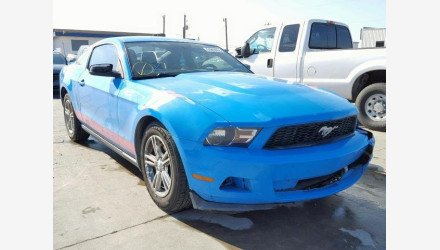 2012 Ford Mustang Coupe for sale 101175304