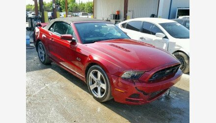 2014 Ford Mustang GT Convertible for sale 101175319
