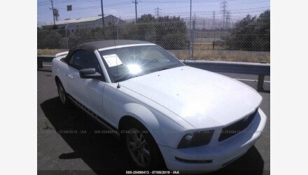 2006 Ford Mustang Convertible for sale 101175452