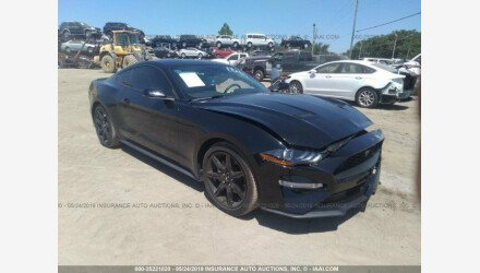 2019 Ford Mustang Coupe for sale 101175460